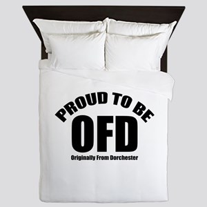 Proud To Be OFD Queen Duvet